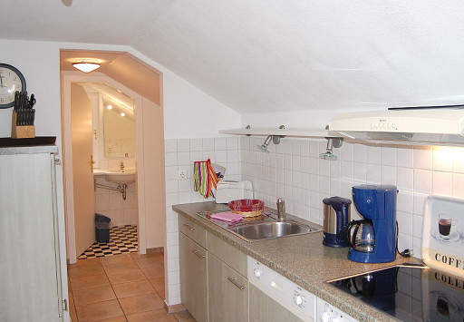 Obergeschoss Küche